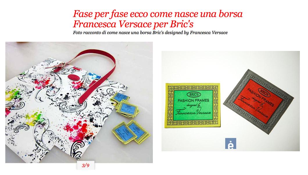 Essedue for Bric's by Francesca Versace IT
