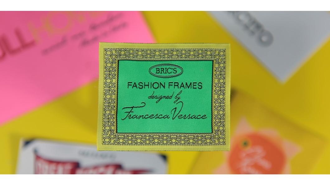 Etichetta Tessuta HD PREMIUM 'BRIC'S DESIGNED BY FRANCESCA VERSACE'